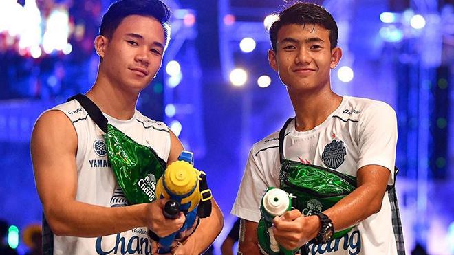 Anh em Supachok và Suphanat là 2 niềm hy vọng lớn của U23 Thái Lan ở VCK U23 châu Á 2020