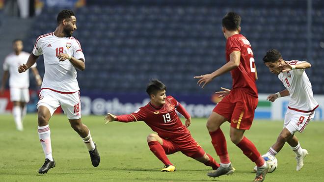 U23 Việt Nam bị loại sớm cũng có thêm nhiều bài học cho nền bóng đá. Ảnh: Hoàng Linh