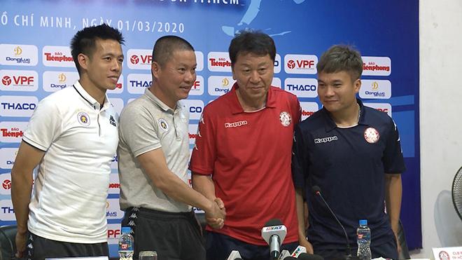 Hà Nội muốn vô địch Siêu Cup quốc gia