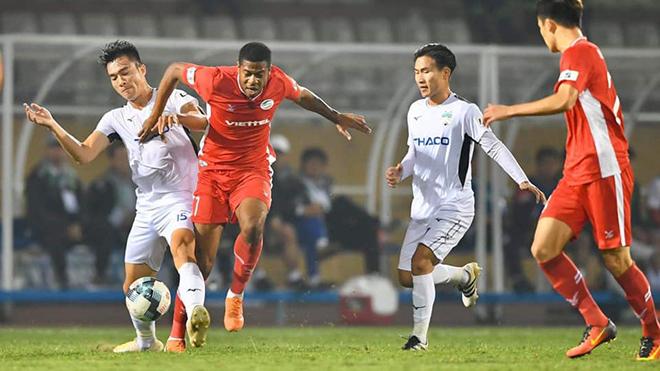 'V-League chưa thể quyết đá tập trung một địa điểm'