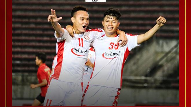 Xuân Nam đang để lại ấn tượng lớn tại TP.HCM với hiệu suất ghi bàn hơn cả nhiều ngôi sao. Ảnh: AFC