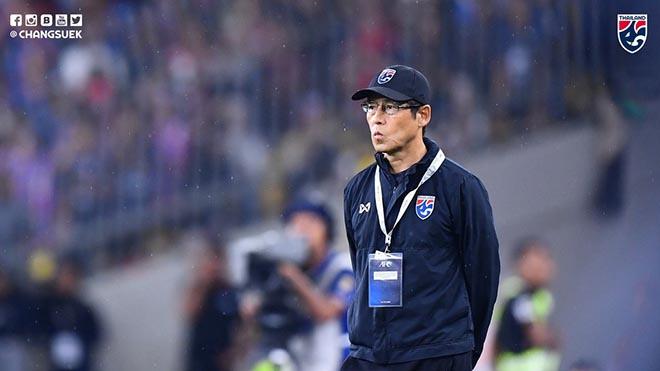 HLV Nishino đang dẫn dắt bóng đá Thái Lan trở lại vị thế vốn có