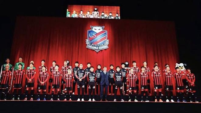 Consadole Sapporo tự nguyện giảm khoảng 1 triệu USD tiền lương 33 thành viên để giúp CLB