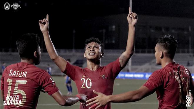 Osvaldo Haay - Vua phá lưới SEA Games 30 với 8 bàn thắng