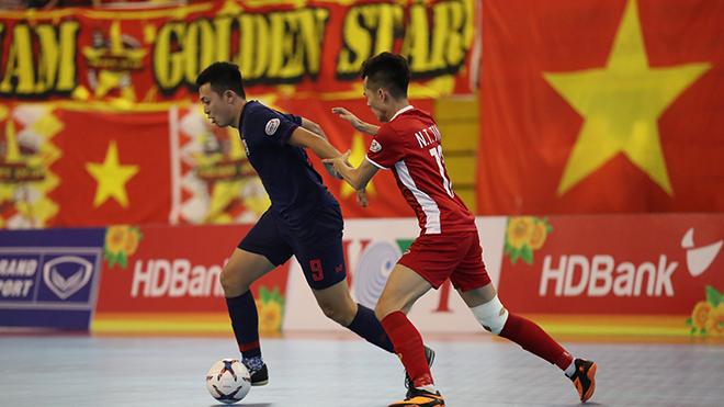 Suphawut là tuyển thủ futsal tên tuổi bậc nhất châu Á