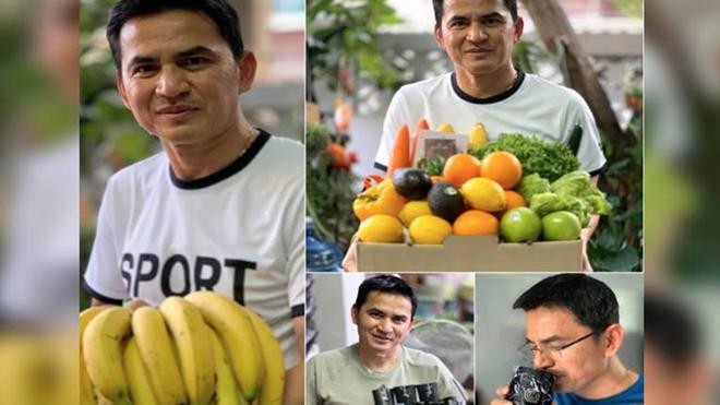Huyền thoại bóng đá Đông Nam Á Kiatisuk ra sức giúp đỡ người dân Thái Lan đang chịu khủng hoảng vì Covid-19 bằng nhiều hành động rất đẹp