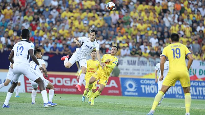 Ket qua bong da, ket qua Nam dinh vs HAGL, kết quả bóng đá cúp Quốc gia, Nam Định 2-0 HAGL, kết quả bóng đá Việt Nam, lịch thi đấu cúp Quốc gia 2020, bóng đá VN