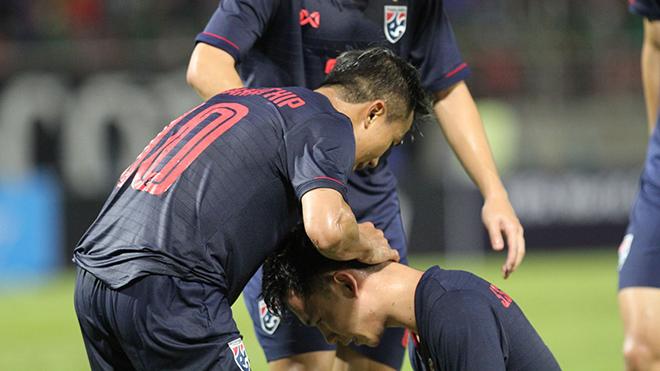 Thái Lan xem trận hòa tuyển Việt Nam tại vòng loại World Cup là tồi tệ