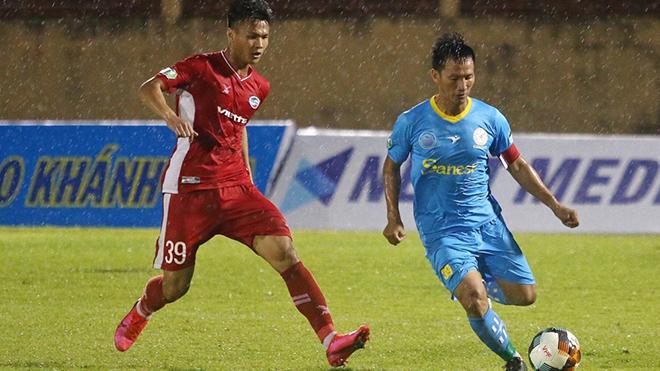 Văn Hào đã có ngày thi đấu vô duyên với Viettel. Ảnh: VPF