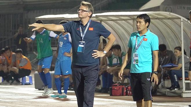 HLV U19 Việt Nam mở đầu triều đại thống trị châu Á của bóng đá Nhật Bản