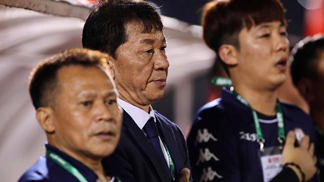 HLV Chung Hae Seong: 'V-League muốn phát triển phải xem lại vấn đề trọng tài'