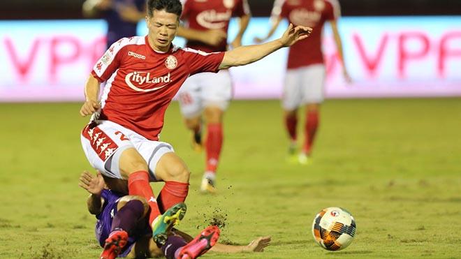 Công Phượng: 'Chúng tôi chắc chắn nỗ lực lấy 3 điểm trước Viettel'