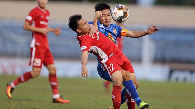 bóng đá Việt Nam, lịch thi đấu bóng đá Việt Nam hôm nay, trực tiếp bóng đá V League 2020, Quảng Nam, HLV Vũ Hồng Việt, kết quả bóng đá V League, BXH V League