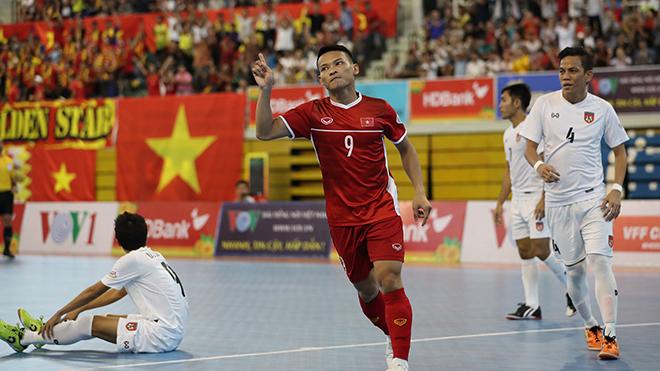 Việt Nam có cơ hội lớn dự World Cup futsal lần thứ 2