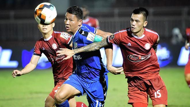 bóng đá Việt Nam, tin tức bóng đá, HAGL, Anh Đức, tiền đạo Anh Đức, Bình Dương, DTVN, HAGL vs Quảng Nam, V League, lịch thi đấu vòng 10 V League, BXH V League