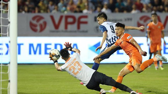 bóng đá Việt Nam, tin tức bóng đá, HLV Park Hang Seo, Minh Bình, Lê Minh Bình, Bà Rịa Vũng Tàu, giải hạng nhất quốc gia, kết quả bóng đá hôm nay