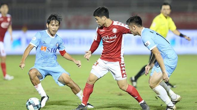 bóng đá Việt Nam, tin tức bóng đá, Công Phượng, Hai Long, TPHCM, Than QN, lịch thi đấu vòng 9 V League, BXH V League, Than QN vs TPHCM, BĐTV