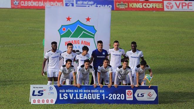 bóng đá Việt Nam, kết quả bóng đá Việt Nam hôm nay, kết quả bóng đá V League, BXH V League, HAGL, Tuấn Anh, Xuân Trường, Văn Toàn, Bình Dương 1-1 HAGL