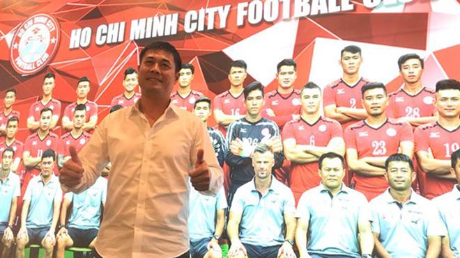 Cup quốc gia thử tài HLV kiêm Chủ tịch Hữu Thắng