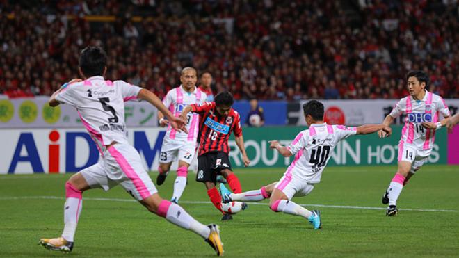 J League 'phát cuồng' với ngôi sao tuyển Thái Lan