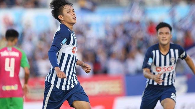 Nc247info tổng hợp: HLV Park Hang Seo kỳ vọng vào tay săn bàn ở hạng Nhất