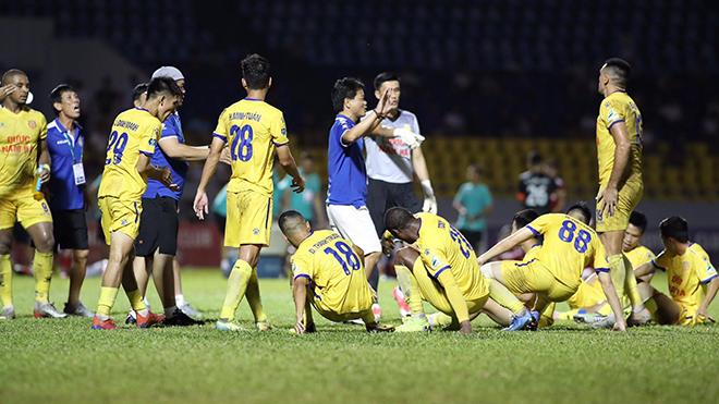 bóng đá Việt Nam, tin tức bóng đá, bong da, tin bong da, Nam Định, DNH Nam Định, V League, lịch thi đấu vòng 11 V League, Nam Định vs Bình Dương, BXH V League