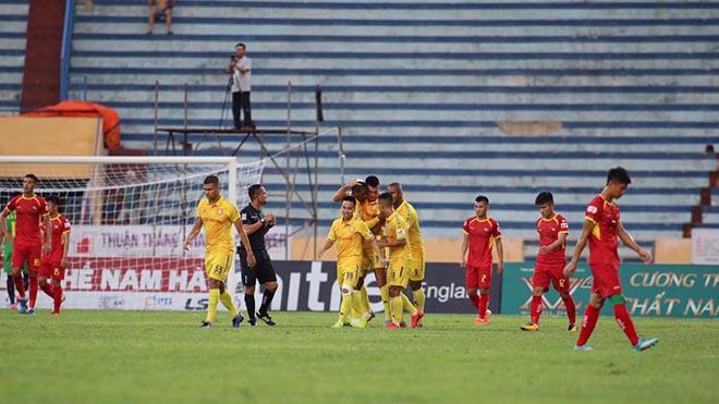 bóng đá Việt Nam, tin tức bóng đa, bong da, tin bong da, SLNA, Văn Đức, Phan Van Duc, ngoại binh SLNA, V League, lịch thi đấu vòng 11 V League, BXH V League