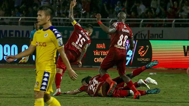 bóng đá Việt Nam, tin tức bóng đá, Công Phượng, Quang Hải, V League, lịch thi đấu vòng 11 V League, TPHCM vs Hà Nội, BXH V League, kết quả bóng đá V League