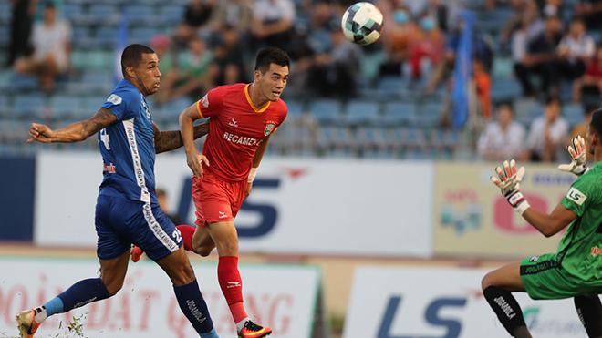 bóng đá Việt Nam, kết quả bóng đá Việt Nam hôm nay, kết quả V League, BXH V League, lịch thi đấu V League, Tiến Linh, Bình Dương, trực tiếp bóng đá