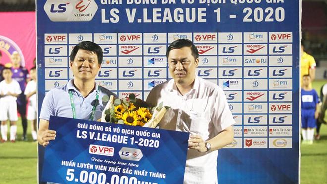 bóng đá Việt Nam, tin tức bóng đá, kết quả V League, BXH V League, lịch thi đấu vòng 11 V League, HLV Vũ Tiến Thành, ngoại binh Sài Gòn FC