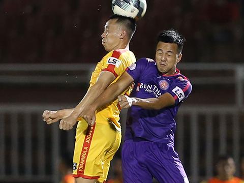 HLV Park Hang Seo để ý cầu thủ Sài Gòn FC