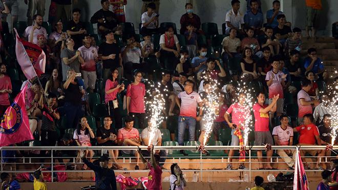 bóng đá Việt Nam, tin tức bóng đá, Sài Gòn FC, HLV Vũ Tiến Thành, kết quả bóng đá hôm nay, kết quả bóng đá V League, BXH V League, Sài Gòn vs Nam Định