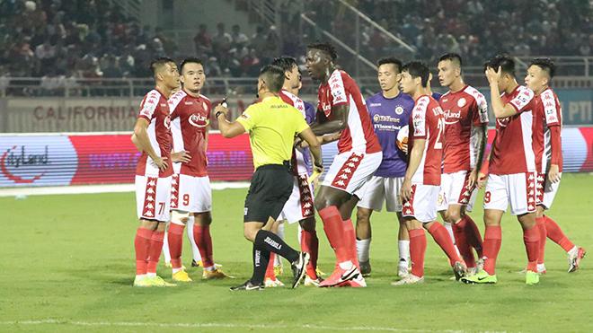 bóng đá Việt Nam, tin tức bóng đá, bong da, tin bong da, TPHCM, Công Phượng, V League, trọng tài, BXH V League, lịch thi đấu V League, Cup quốc gia