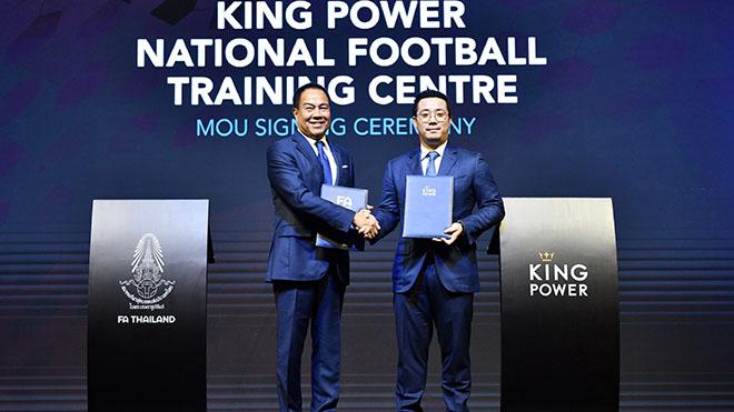 Chủ tịch Tập đoàn King Power đã chính thức sở hữu thêm đội bóng đá nữ Leicester City và đây hứa hẹn sẽ là bước đệm cho sự phát triển của bóng đá nữ Thái Lan