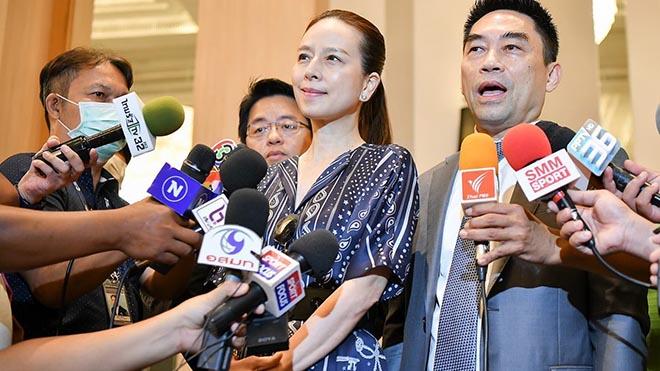 Nữ Chủ tịch quyền uy tài trợ VAR cho Thai League