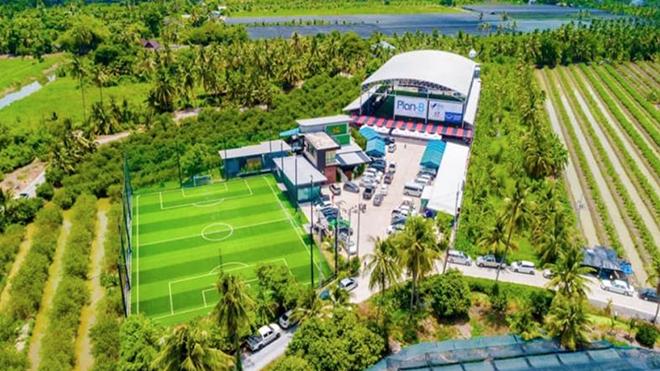 CLB bóng đá được đầu tư gần 40 tỷ đồng của gia đình Chanathip