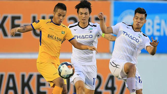 bóng đá Việt Nam, tin tức bóng đá, bong da, tin bong da, SLNA vs HAGL, lịch thi đấu vòng 12 V League, BXH V League, sân Vinh, bầu Đức, BĐTV, VFF, VPF