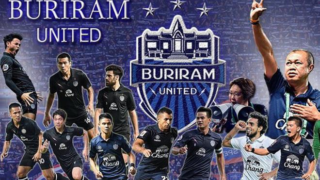 Các CLB Thái Lan như Buriram United đặt mục tiêu rất lớn ở AFC Champions League từ nhiều năm qua