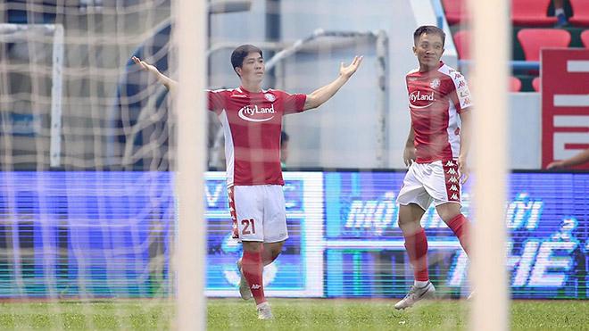 kết quả bóng đá Cup QG, Vũng Tàu 2-3 TPHCM, kết quả bóng đá hôm nay, kết quả bóng đá tứ kết Cup QG, Công Phượng, V League, Vũng Tàu, HLV Chung Hae Seong