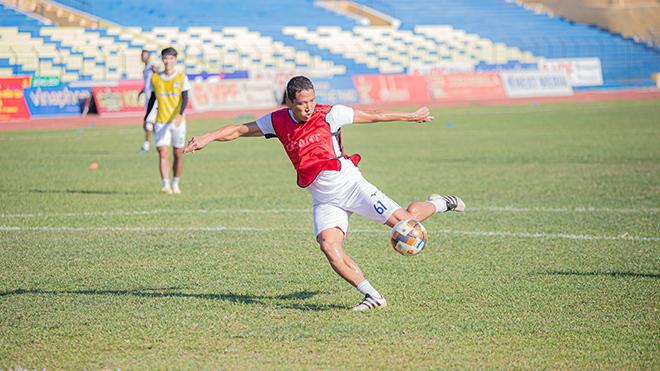 bóng đá Việt Nam, tin tức bóng đá, bong da, tin bong da, HAGL, bầu Đức, Anh Đức, HAGL vs Sài Gòn, lịch thi đấu V League, BXH V League, trực tiếp bóng đá
