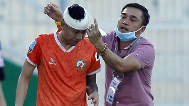 Thầy trò HLV Nguyễn Đức Thắng đã phi nước đại ngoạn mục ở mùa giải năm nay. Ảnh: VPF