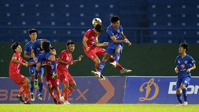 U15 QG, U15 2020, bán kết U15 QH 2020, VCK Giải bóng đá vô địch U15 Quốc gia, Next Media 2020, SLNA, PVF, Bình Dương, SHB Đà Nẵng, bóng đá, bóng đá Việt Nam, bóng đá hôm nay