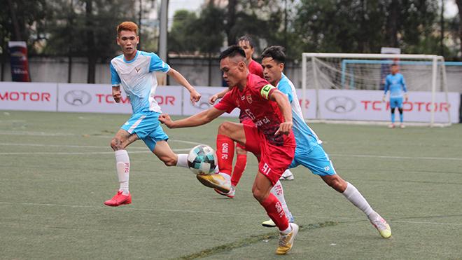 Đội bóng của cựu tuyển thủ Việt Nam Quang Hùng còn nhiều việc phải làm nếu muốn vô địch năm nay. Ảnh: AD