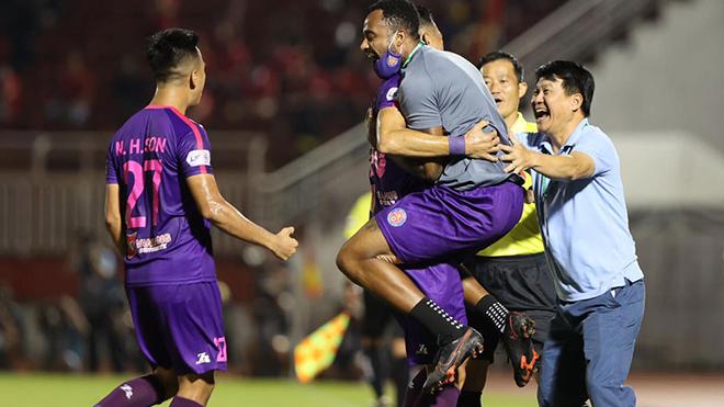 bóng đá Việt Nam, tin tức bóng đá, bong da, tin bong da, Sài Gòn FC, HLV Vũ Tiến Thành, BXH V League, lịch thi đấu bóng đá hôm nay, kết quả bóng đá hôm nay