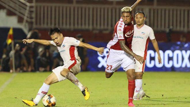 bóng đá Việt Nam, tin tức bóng đá, bong da, tin bong da, Công Phượng, TPHCM, lịch thi đấu V League, BXH V League, kết quả bóng đá V League