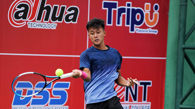 Từ Lê Khánh Duy của Hải Đăng Tây Ninh là ứng viên vô địch cho nội dung U18. Ảnh: TT