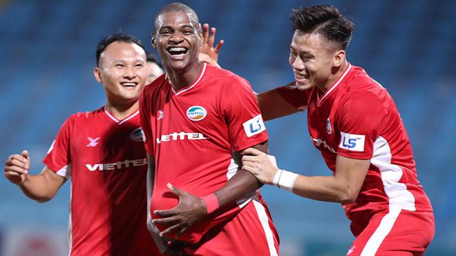 bóng đá Việt Nam, tin tức bóng đá, TPHCM 0-1 Viettel, kết quả bóng đá V League, BXH V League, lịch thi đấu bóng đá, Công Phượng, TPHCM, Viettel