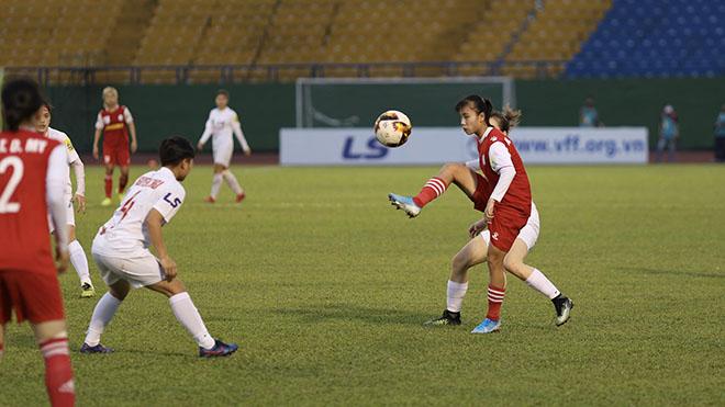 Than khoáng sản Việt Nam nhận HCĐ giải bóng đá nữ VĐQG 2020 với chỉ 1 điểm ít hơn CLB có HCB là Hà Nội 1 Watabe