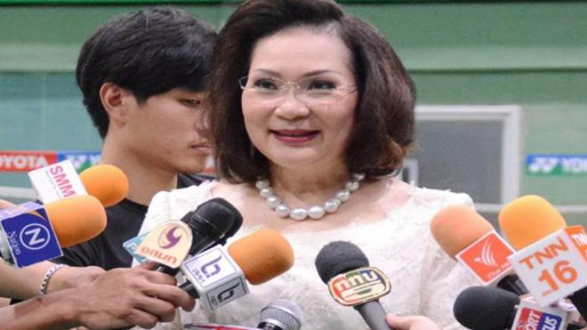 Bà Khunying Pattama cho biết Chính phủ Thái Lan đang cương quyết xây dựng luật để trừng phạt những cá nhân, tổ chức sử dụng doping ở nền thể thao nước nhà