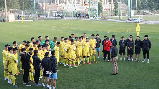 bóng đá Việt Nam, tin tức bóng đá, bong da, tin bong da, HLV Park Hang Seo, tân binh DTVN, DTVN, V League, AFF Cup, vòng loại World Cup, kết quả bóng đá